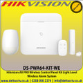 Hikvision DS-PWA64-KIT-WE  AX PRO Wireless Control Panel Kit Light Level, Wireless Alarm System