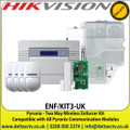Pyronix ENF/KIT3-UK (Enforcer Kit 3) Two way wireless Enforcer kit, Compatible with All Pyronix Communication Modules, Enforcer kit 3 contains