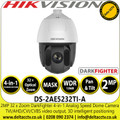 Hikvision  DS-2AE5232TI-A 2MP Analog Speed Dome Camera with - 32× optical zoom, 16× digital zoom - Darkfighter - 4-in-1 TVI/AHD/CVI/CVBS