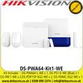 AX PRO DS-PWA64-Kit1-WE Wireless Control Panel Kit Light Level By Hikvision