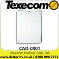 Texecom Premier Elite 168 Control Panel Metal - CAD-0001