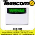 Texecom (DBB-0001) Premier LCDL Large Display Keypad