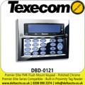 Texecom (DBD-0121) Premier Elite FMK Flush Mount Keypad - Polished Chrome