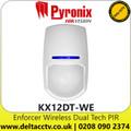 Pyronix Enforcer Wireless Dual Tech PIR - (KX12DT-WE)