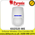Pyronix Enforcer KX25LR-WE Wireless 25m Corridor PIR