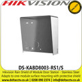 Hikvision DS-KABD8003-RS1/S Stainless Protective Rain Shield For Use with DS-KD-ACW1/S Single Wall Mount