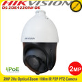 Hikvision DS-2DE4220IW-DE 2MP 20x Optical 100m IR Cloud P2P PoE PTZ IP Network Camera