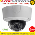 Hikvision DS-2CD4585F-IZ  4K 8MP 2.8-12mm Vari-focal lens 40m IR CCTV IP Network Dome Camera