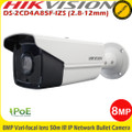 Hikvision DS-2CD4A85F-IZS 4K 8MP UHD 2.8-12mm VF Motorized lens 50m IR CCTV IP Network Bullet Camera