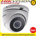 Hikvision DS-2CE56F7T-IT3Z 3MP Vari-focal Motorized lens 40m IR Eyeball Camera