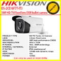 Hikvision 3MP HD-TVI  3.6mm fixed lens IP66 40m IR  EXIR 12VDC Turbo 3.0 Bullet Camera