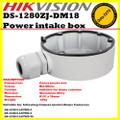 HIKvision DS-1280ZJ-DM18 Deep Base Junction Box Dome Cameras- VPIT & IP Dome