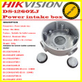 Hikvision DS-1260ZJ Junction/Power Intake Back Protector Box for Bullet Cameras