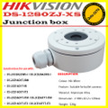 Hikvision DS-1280ZJ-XS Wall Mount Junction Box Deep Base for Mini Eyeball IRM & Mini Bullet IR Camera