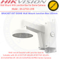 HIKvision DS-1273ZJ-135B Wall Mounting Bracket for cctv Dome Camera c/w Junction Box