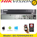 Hikvision 4 Channel 5MP Turbo 4 DVR