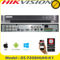 Hikvision 8 Channel 5MP Turbo 4 DVR