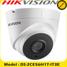 Hikvision DS-2CE56H1T-IT3E 5MP fixed lens PoC EXIR turret camera