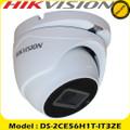 Hikvision DS-2CE56H1T-IT3ZE 5MP motorized varifocal lens PoC turret camera 40m IR distance