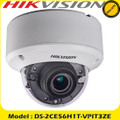 Hikvision DS-2CE56H1T-VPIT3ZE 5MP motorized varifocal lens EXIR vandal resistant dome camera 40m IR distance