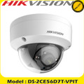 Hikvision DS-2CE56D7T-VPIT  2MP 2.8mm 20M IR Vandal Proof Dome CCTV Camera