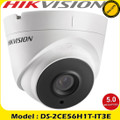 Hikvision DS-2CE56H1T-IT3E  5MP 3.6mm fixed lens 40m IR distance PoC EXIR cctv turret camera