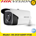 Hikvision DS-2CE16D8T-IT3E 2MP 3.6mm  fixed lens ultra low-light PoC EXIR bullet camera