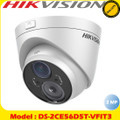 Hikvision DS-2CE56D5T-VFIT3 2MP HD1080P WDR Vari-focal EXIR Turret Camera 50m IR