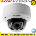 Hikvision 2MP outdoor varifocal IR vandal dome camera 1080P HD Video output