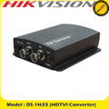 Hikvision HD-TVI converter HD-TVI video signal effectively