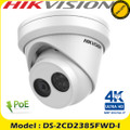 Hikvision DS-2CD2385FWD-I 8MP fixed lens turret camera 30m IR distance