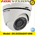 Hikvision DS-2CE56D5T-IRM HDTVI 1080P 2MP, 2.8mm fixed lens, IR Day/Night Dome Camera