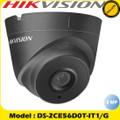 Hikvision DS-2CE56D0T-IT1/G  2MP Grey TVI 3.6mm Full HD1080p 20M IR Outdoor EXIR Eyeball Camera
