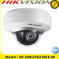 Hikvision 2MP  Mini PTZ  IP Camera 2xOptical 16x Digital zoom 12VDC PoE DS-2DE2202-DE3/W
