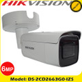 Hikvision DS-2CD2663G0-IZS 6MP 2.8-12mm motorized varifocal lens 50m IR IP Network bullet camera