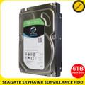 6TB Seagate Skyhawk Surveillance Hard drive for CCTV DVR & NVR's