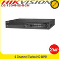 Hikvision 4 Channel 2MP  HD-TVI DVR  Alarm HDMI/VGA - DS-7304HGHI-SH
