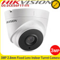 Hikvision 3MP 2.8mm fixed lens 20m IR EXIR Turret Camera - DS-2CE56F1T-IT1