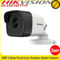 Hikvision 3MP WDR EXIR Bullet Camera, 2.8mm fixed lens 20m IR - DS-2CE16F7T-IT