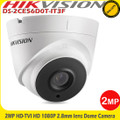 Hikvision - DS-2CE56D0T-IT3F 2MP 2.8mm Lens 40m IR 4-in-1 Outdoor CCTV Turret Camera