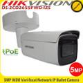 Hikvision DS-2CD2655FWD-IZS 5MP 50m IR Vari-focal Network Bullet IP CCTV Camera