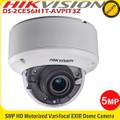 HIKVISION DS-2CE56H1T-(A)VPIT3Z  5MP HD HD-TVI Motorized Vari-focal EXIR 40m IR Dome CCTV Camera