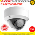 Hikvision DS-2CE56D8T-VPIT 2MP 2.8mm Fixed Lens 20m IR Ultra Low-Light EXIR Dome Camera