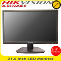 "Hikvision DS-D5022QE-B 21.5"" LED Monitor LED backlit technology HD 1920×1080 HDMI, VGA"