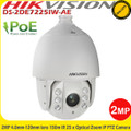 Hikvision DS-2DE7225IW-AE 2MP  4.8-120mm lens 150m IR PTZ with 25 x Optical Zoom PoE IP Network PTZ Camera