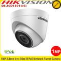 Hikvision DS-2CD1301-I (C) 1MP 2.8mm fixed lens 30m IR CCTV IP NetworkTurret Camera