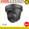 Hikvision DS-2CD2322WD-I/B 2MP 2.8mm fixed lens 30m IR CCTV IP Network Turret Camera