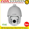 Hikvision DS-2DE7530IW-AE 5MP  30x Optical Zoom 150m IR PoE CCTV IP Network PTZ Camera