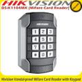 Hikvision DS-K1104MK Mifare Card Reader vandal-proof with Keypad