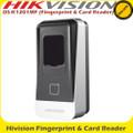 Hikvision DS-K1201MF Fingerprint and Card Reader